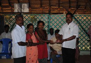 Scholraship to Vanitha